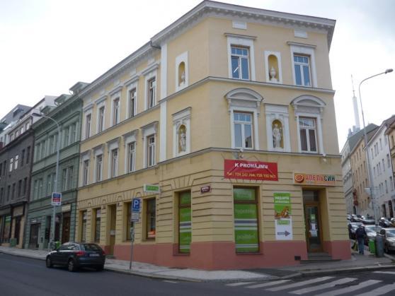 Sídlo firmy Praha 3